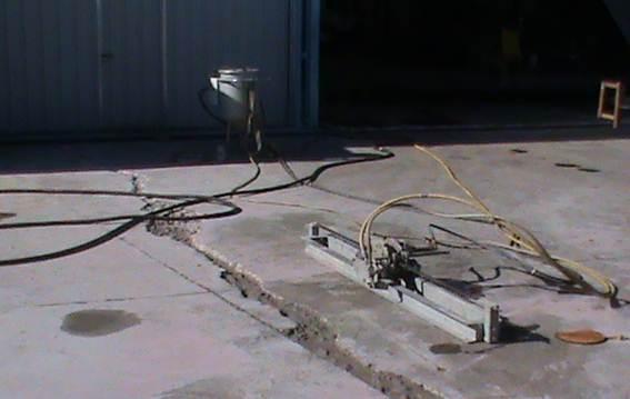 Robot de hidrocorte