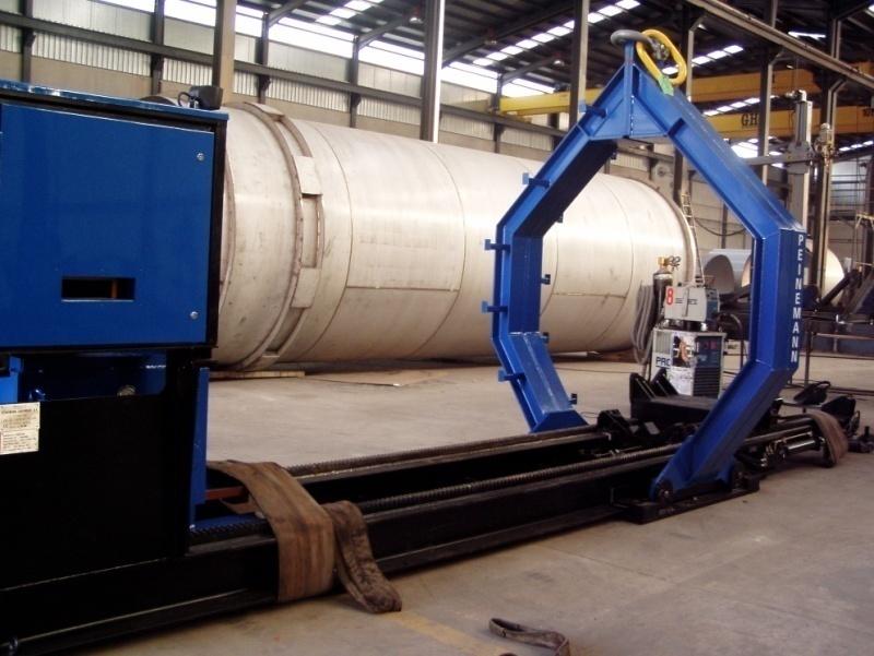 Extractoras de haces tubulares